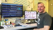 Guido Wemhöner, 54, Abwassermeister, betreut ein Klärwerk