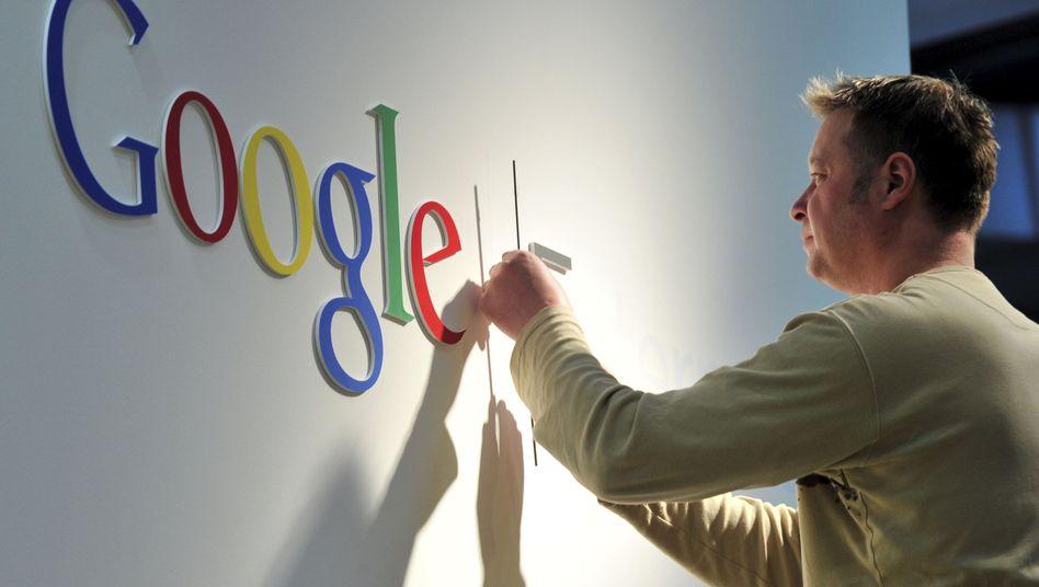 Google-Messestand auf der Cebit: Falscher Ansprechpartner?