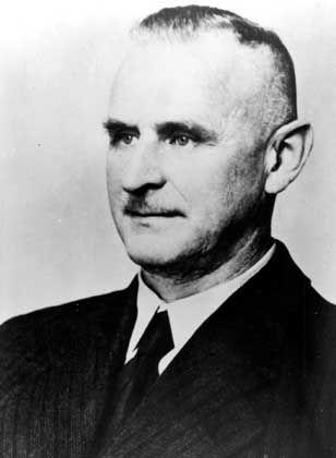 Kopf des zivilen Widerstands: Carl Friedrich Goerdeler