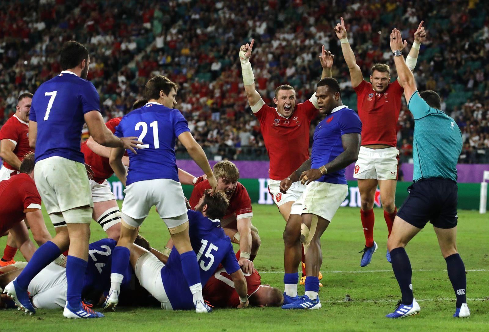 Wales Frankreich