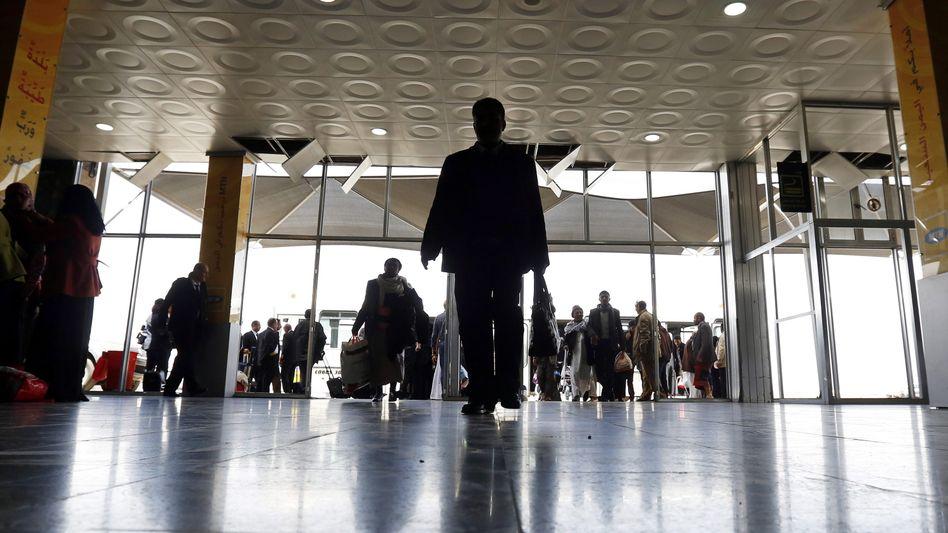 Flughafen von Sanaa (Archivbild): Mit dem Jet nach Dschibuti