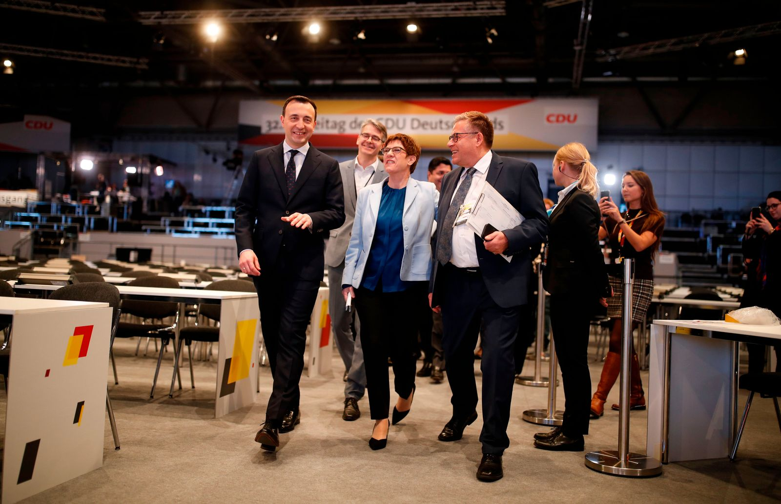 GERMANY-POLITICS-CDU