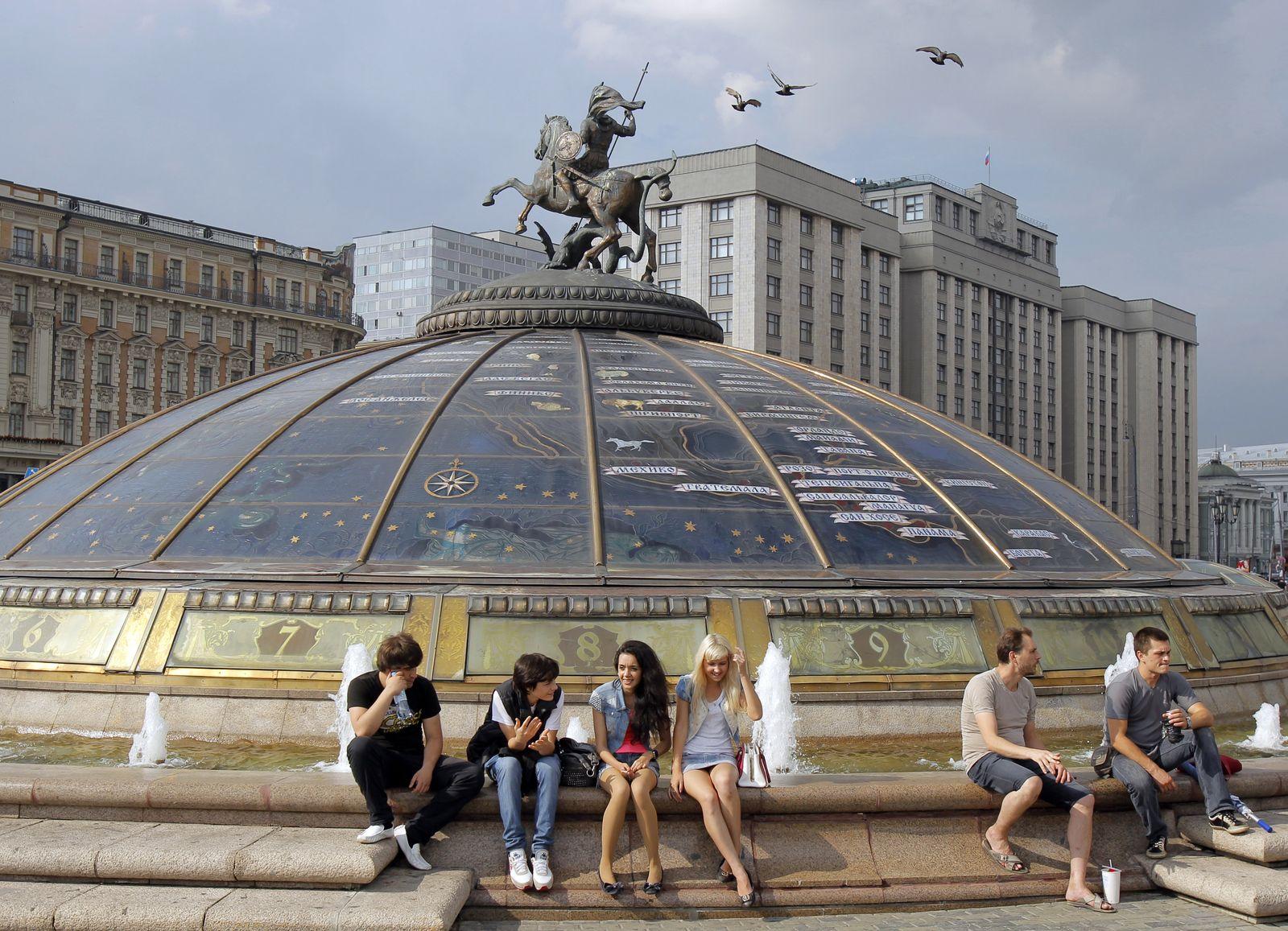 Duma / Moskau