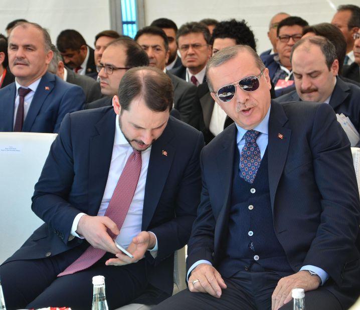 Verwandte Albayrak, Erdogan: Ein Exempel statuieren