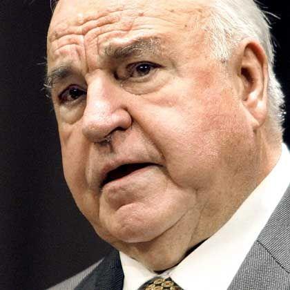 Hätte gern den Nobelpreis: Helmut Kohl