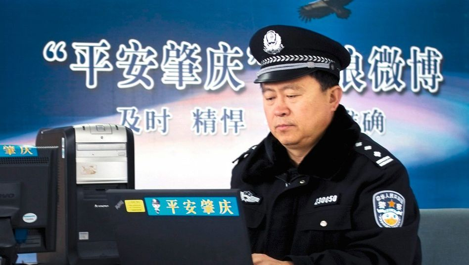 Polizist Chen