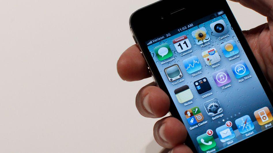 Apple iPhone 4: Das Telefon merkt sich, wo es war