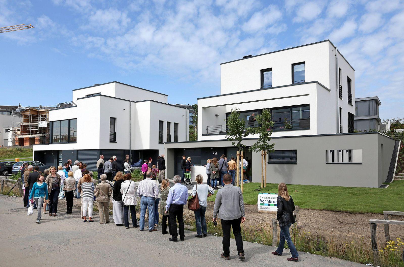 EINMALIGE VERWENDUNG Wohnungen / Wohnungsmarkt / Wohnungsbesichtigung