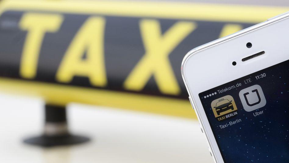 "Uber-App in Berlin: ""Uber wird sich selbst verteidigen"""