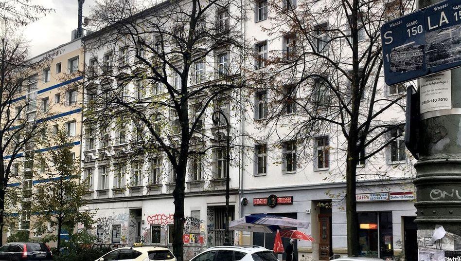 Wohnhaus Reichenberger Straße 55 in Berlin