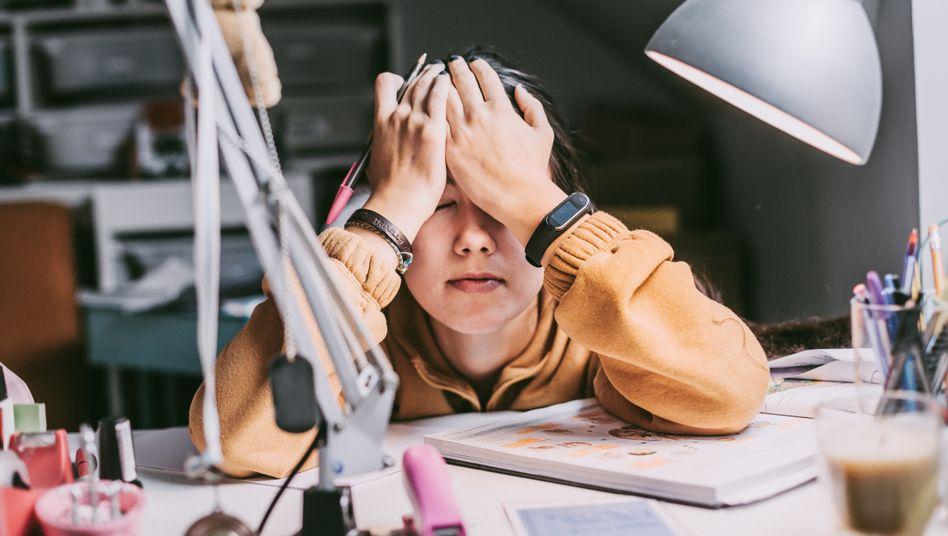 Hausarbeit = Grausarbeit: Was tun, wenn die Motivation zum Schreiben fehlt? (Symbolbild)