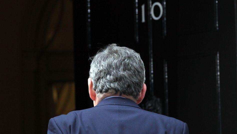 Gordon Brown: Der Parteichef räumt den Posten