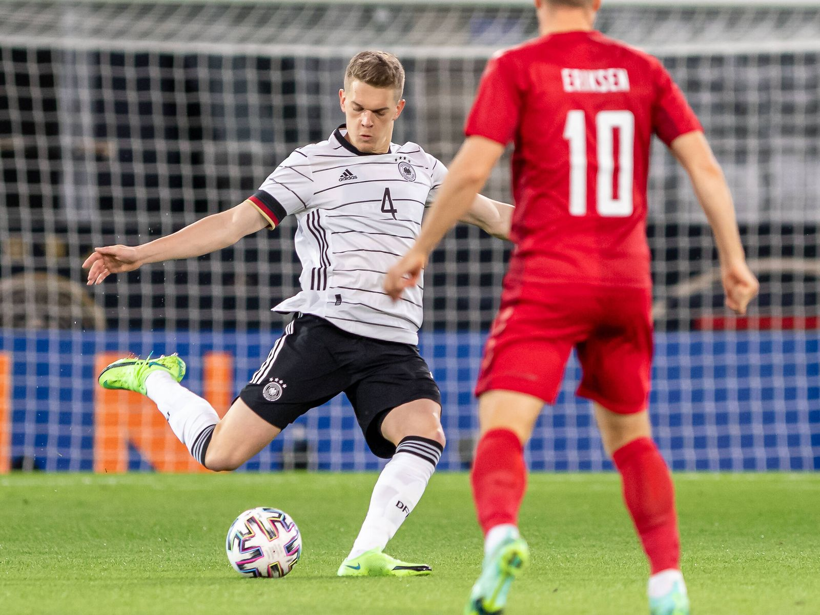 SOCCER - GER vs DEN, test match INNSBRUCK,AUSTRIA,02.JUN.21 - SOCCER - UEFA European Championship, EM, Europameisterscha