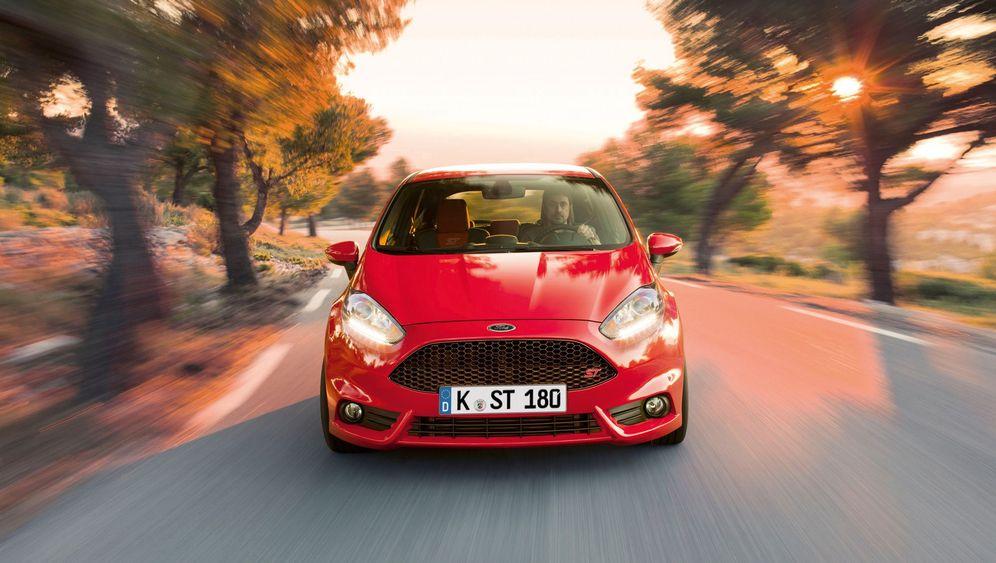 Ford Fiesta ST: Kurz und knackig