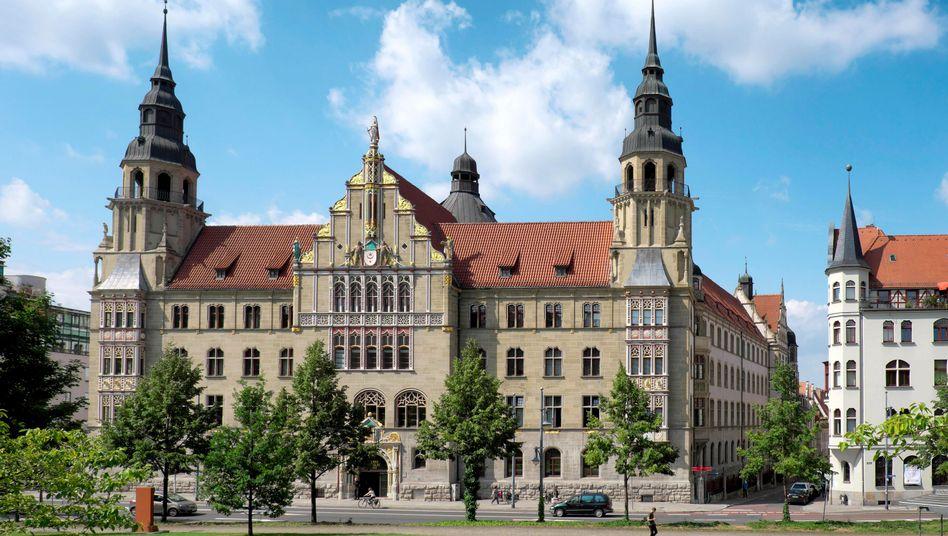 Gerichtsgebäude in Halle an der Saale