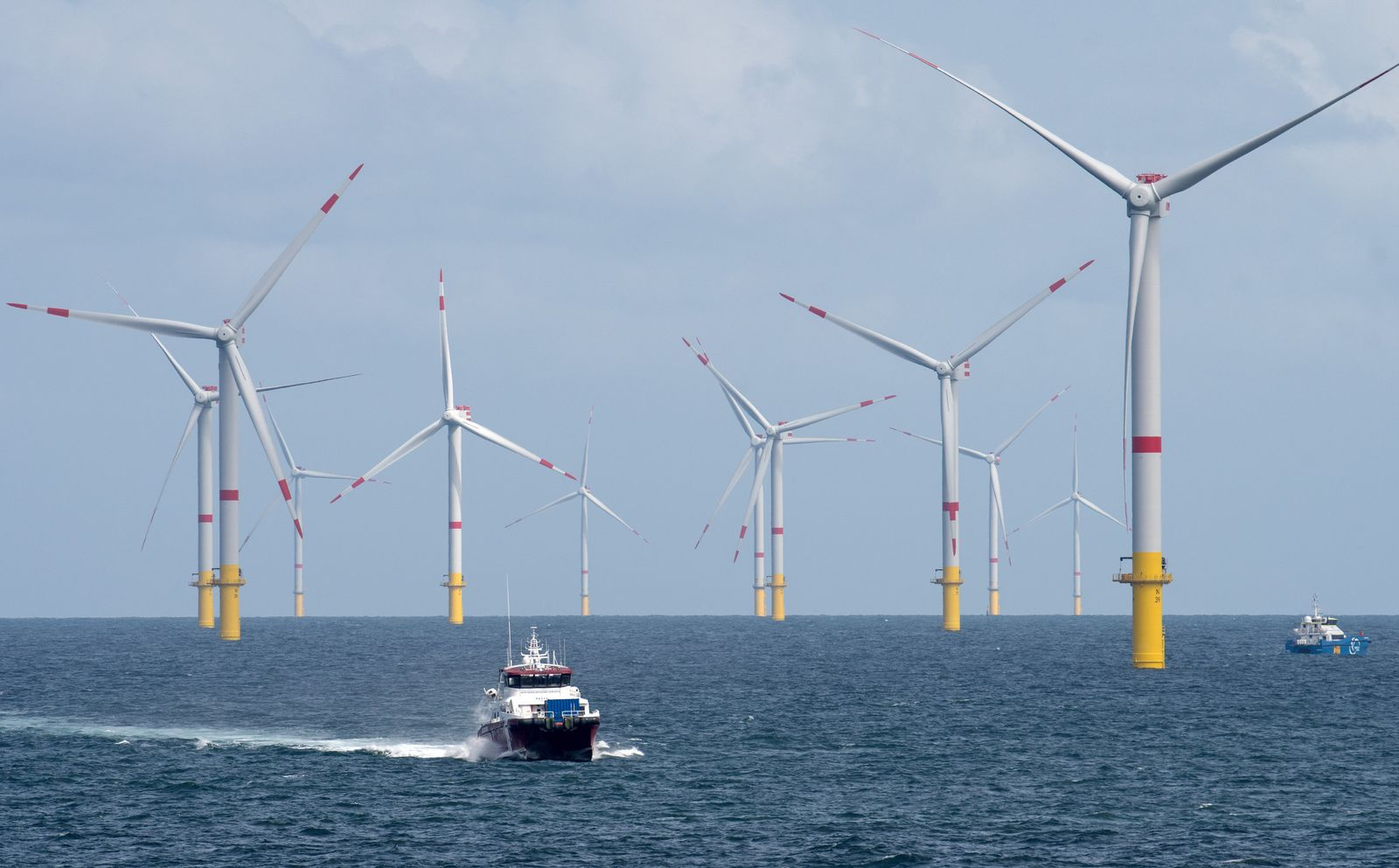 Offshore-Windpark Nordsee 1