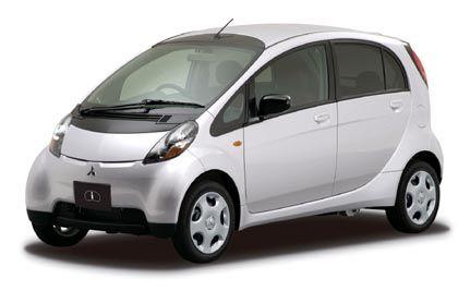"Mitsubishi ""i"": Basismodell soll weniger als 10.000 Euro kosten"