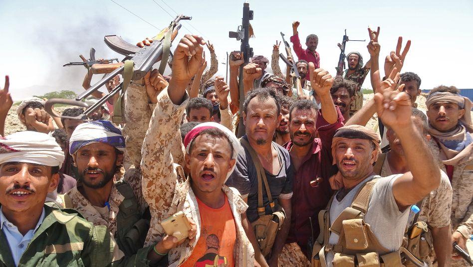 Sie träumen von einem eigenen Staat: Separatisten im Südjemen