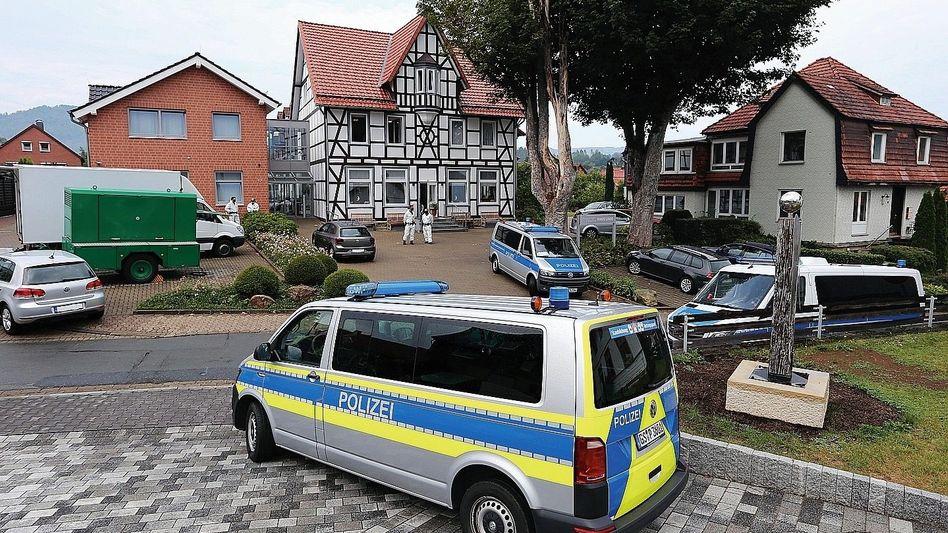 """Razzia in Senioren- und Pflegeheim in Langelsheim:""""Wir sind zutiefst bestürzt"""""""