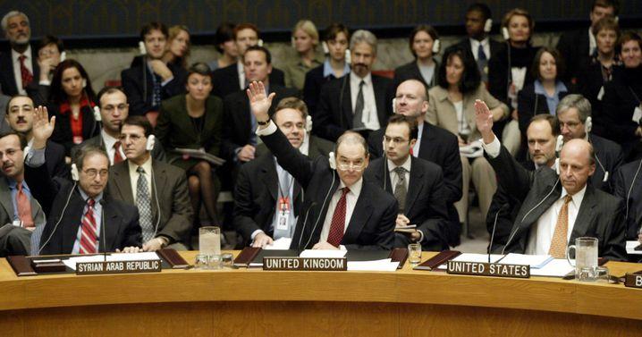Uno-Sicherheitsrat, 2002