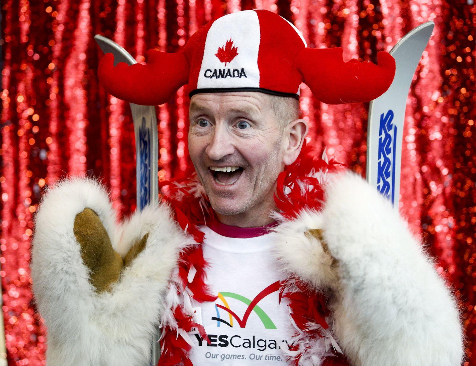 Olympische Spiele 2026 Calgary