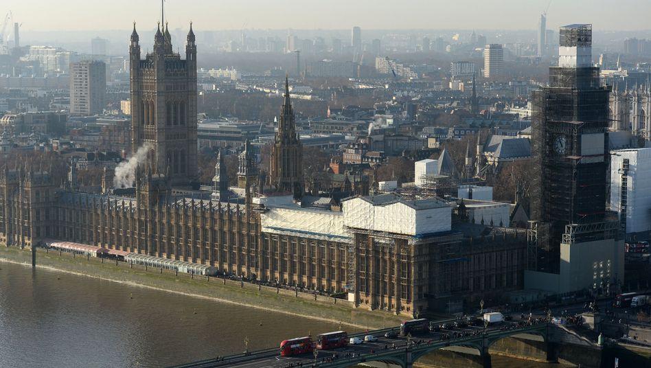 "London: Westminsterpalast, ""Big Ben"""