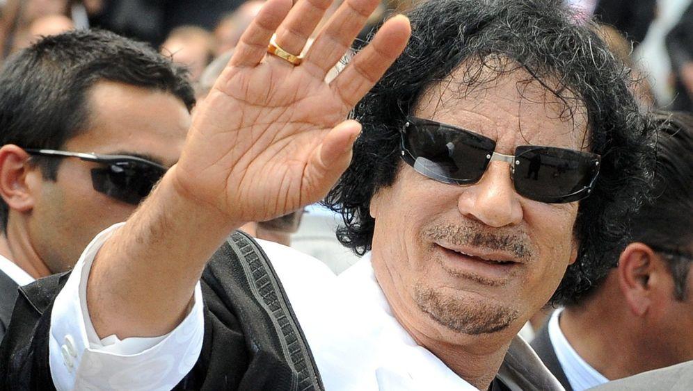 """Libyens Gadaffi-Clan: """"Heiliger Krieg gegen Nescafé und Birchermüesli"""""""