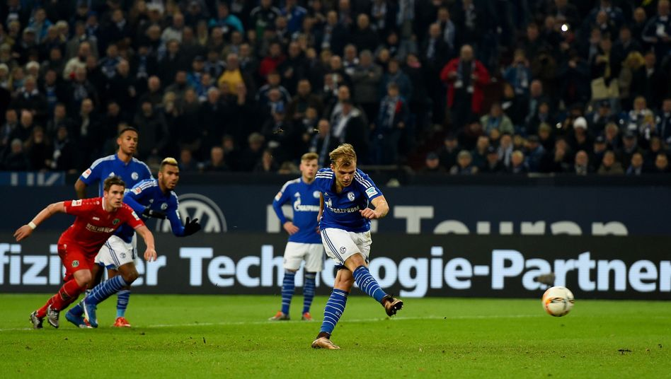 Rückkehrer Geis: Sofort wieder Matchwinner
