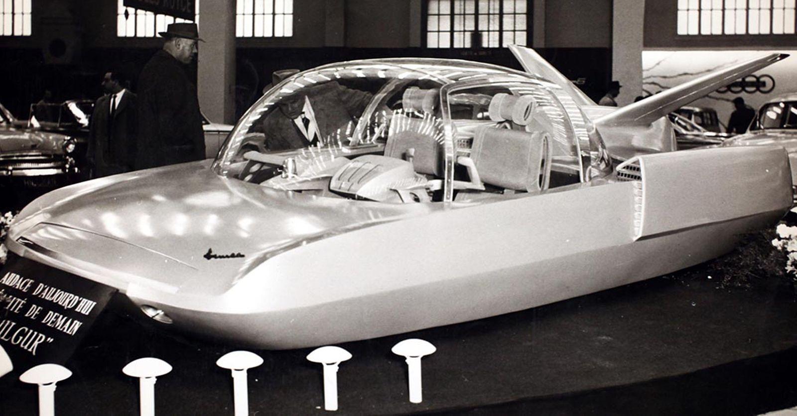 Simca-Fulgur Concept
