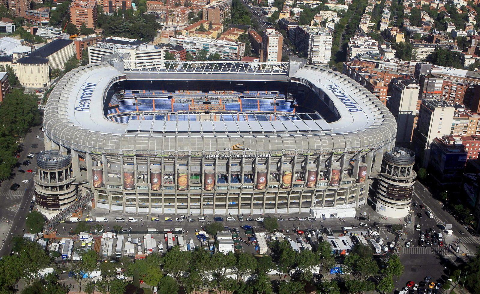 Kandidatenstadt Madrid 2020