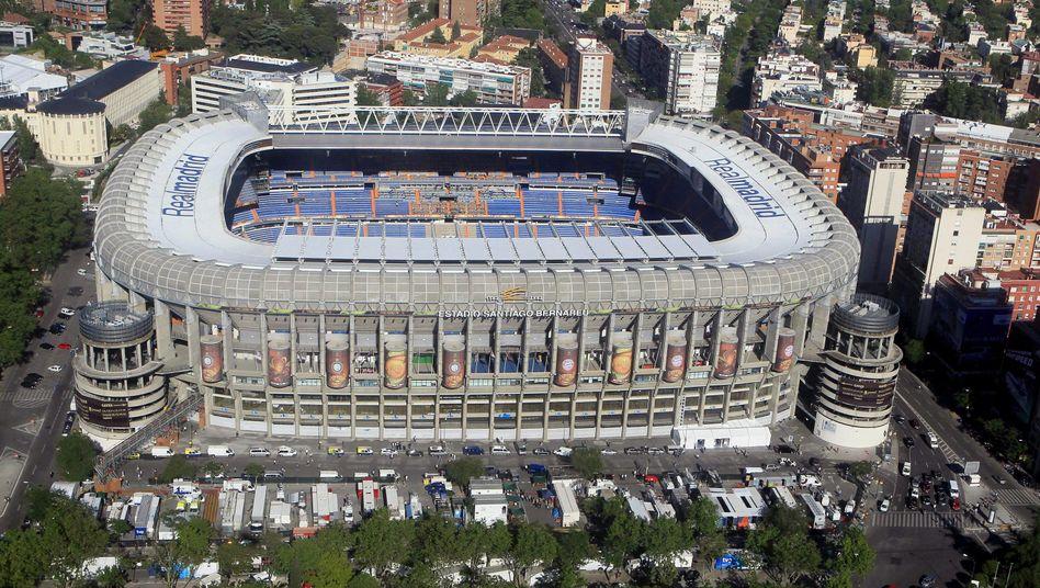 Stadion Santiago Bernabéu: Verfahren gegen Real Madrid