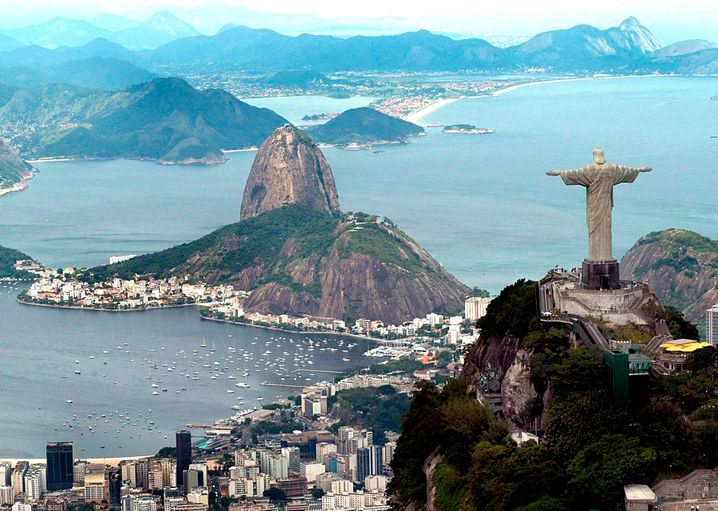 Rio de Janeiro: Bisher mehr als 37.000 Corona-Tote