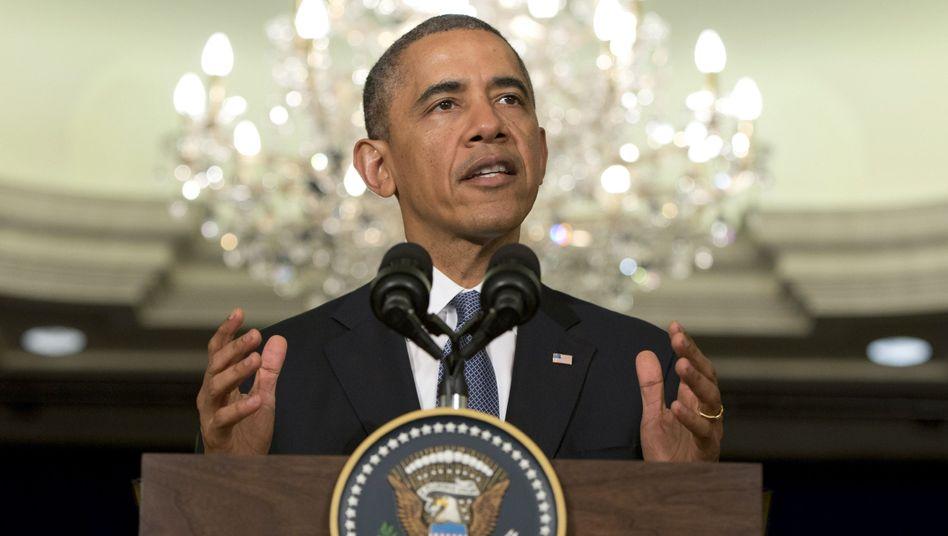 Konflikt mit Russland: Obama willSanktionen auf Hightech-Exporte ausweiten