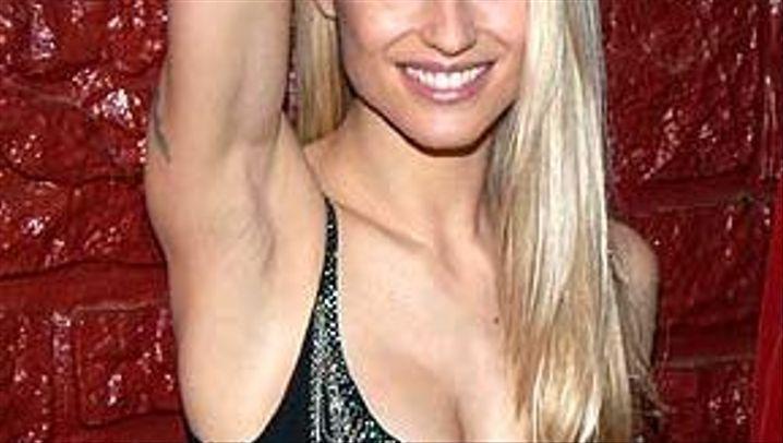 Michelle Hunziker Softporno