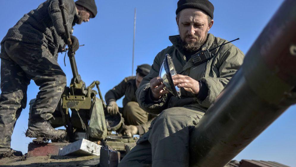 Ukraine-Konflikt: Zweifel an der Waffenruhe