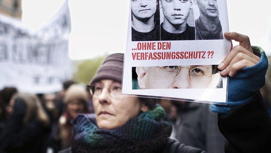 Anti-Rassismus-Demo in Berlin