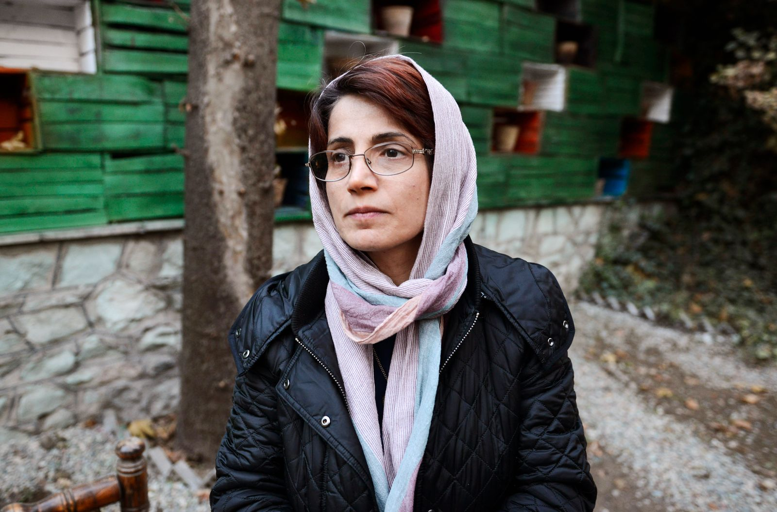 Nasrin Sotoudeh Portrait Session