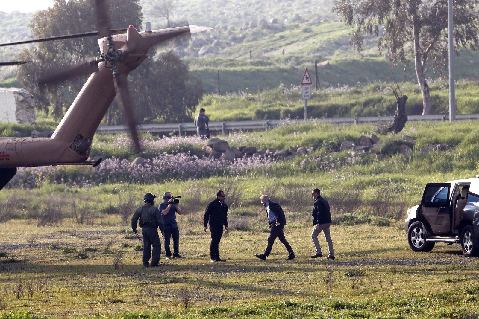 Israel Golan Heights