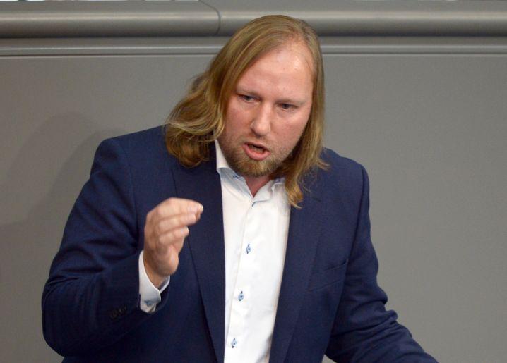 """Grünen-Fraktionschef Hofreiter: """"Risiken höher als Nutzen"""""""