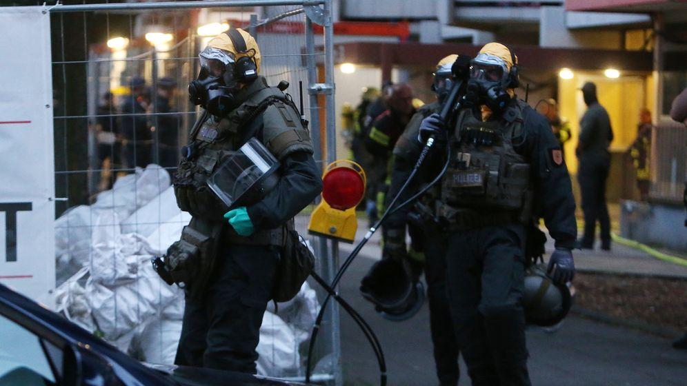 Köln: Verdacht auf Giftstoffe in Wohnung - 29-Jähriger festgenommen
