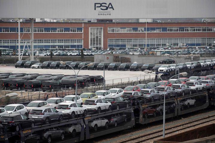 PSA-Werk nahe Paris: Rollen Peugeot-Autos bald vermehrt auch in den USA?