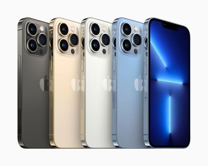 iPhone 13 Pro: Richtig »Pro« nur mit richtig viel Speicher