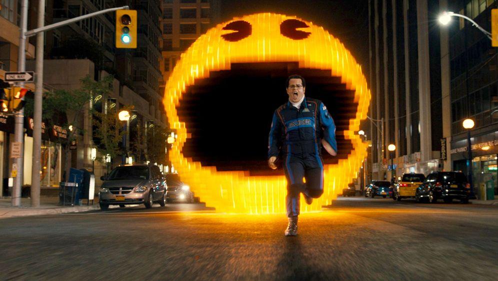 "Kinofilm ""Pixels"": Pac-Man im Nacken"