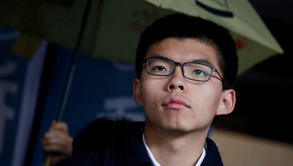 Hongkonger Demokratieaktivist: Joshua Wong ruft zum Boykott der Berlinale auf