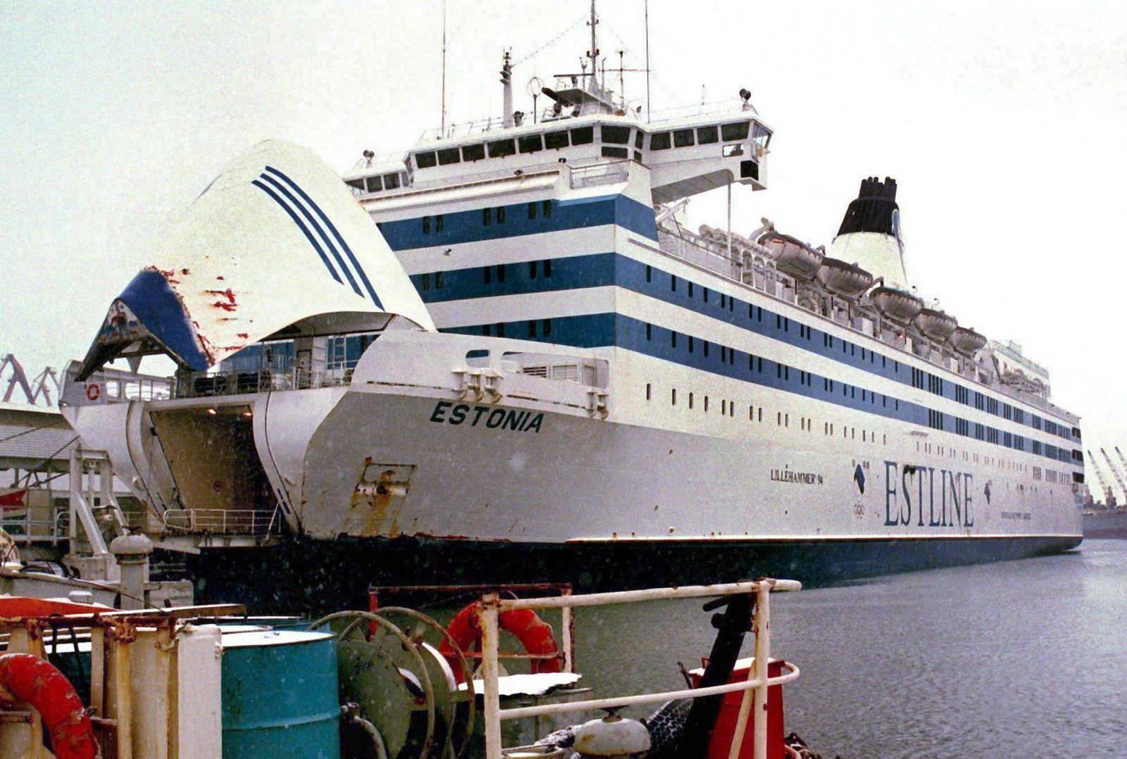 25 Jahre nach «Estonia»-Unglück