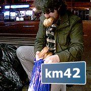 Schatzsuche im Müll von New York: Im ersten Beitrag trifft km42-Reporter Jörg Pfeiffer eine Gruppe von Menschen, die nur von Abfall und Tauschgeschäften leben