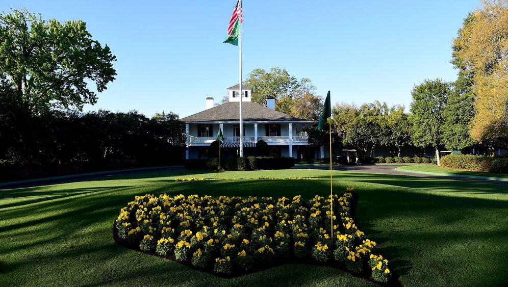 Masters in Augusta: Auf der Jagd nach dem grünen Jackett