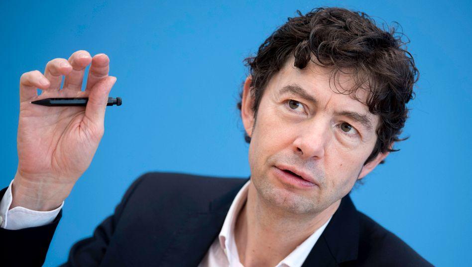 Christian Drosten warnt vor der Situation in den Krankenhäusern
