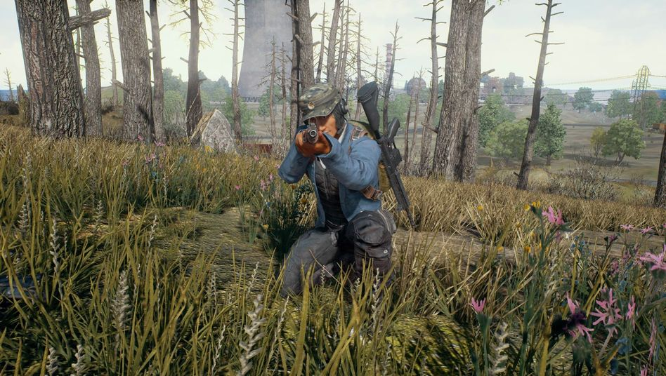 "Werbebild zu ""Playerunknown's Battlegrounds"""
