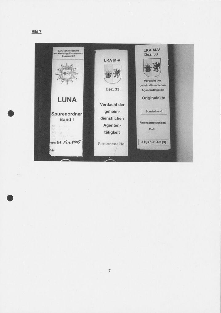 """""""Luna""""-Akten"""